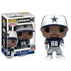 Funko Pop! NFL Dallas Cowboys Dez Bryant Vinyl Figure #48