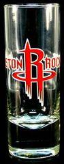 Houston Rockets 2oz Cordial HYPE Style Shotglass