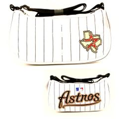 Houston Astros Jersey Cocktail Purses
