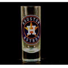 Houston Astros Cordial HYPE 2oz Shotglass