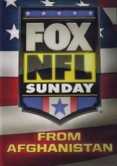NFL Fox Football - Afghanistan Special DVD
