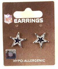 Dallas Cowboys NFL Post Earrings