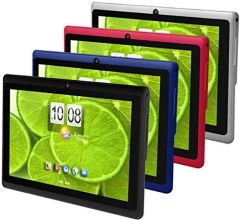 "iNova 7"" Tablet PC Quad Core Android 4.4 Double Camera"