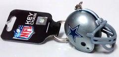 Dallas Cowboys Helmet Keychain
