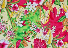 M'doridori Fabric Gift Wrap in Multi Floral