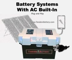 "Tandem ""AC Light Battery"""