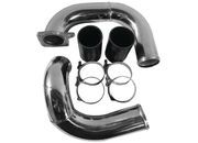 No Limit Fab Cold Side Intercooler Pipe Kit - 6.0 Power Stroke