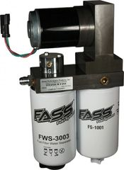FASS Titanium Series Fuel System (125GPH @ 55PSI) - 99-07 Power Stroke