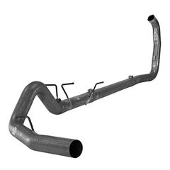 "Flo~Pro 4"" Turbo Back Exhaust No Muffler - 03-07 Power Stroke (Auto)"