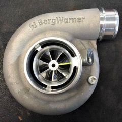 BorgWarner S300SX-E 62/68