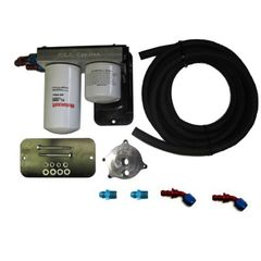 RCD 6.0 Oil Filter Relocation Kit