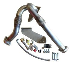 T4 Turbo Mount Kit - 6.0 Power Stroke