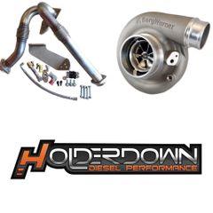 HDP 6.0 T4 & S300 Turbo Combo Kit