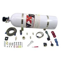 Nitrous Express NXD Stacker 2 Diesel Nitrous System