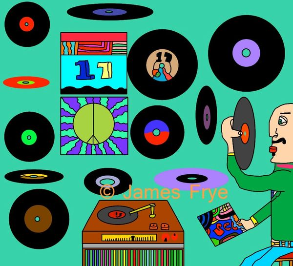 """Vinyls Galore"""