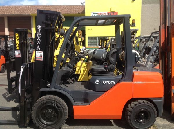 Toyota Forklift Price