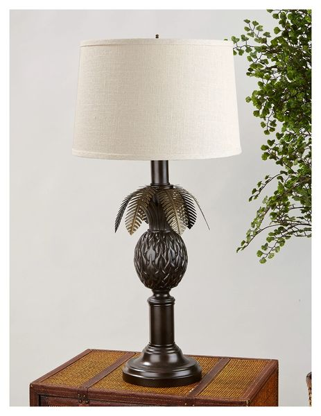 Pineapple table lamp affordable lamps online florida buy lamps pineapple table lamp aloadofball Choice Image