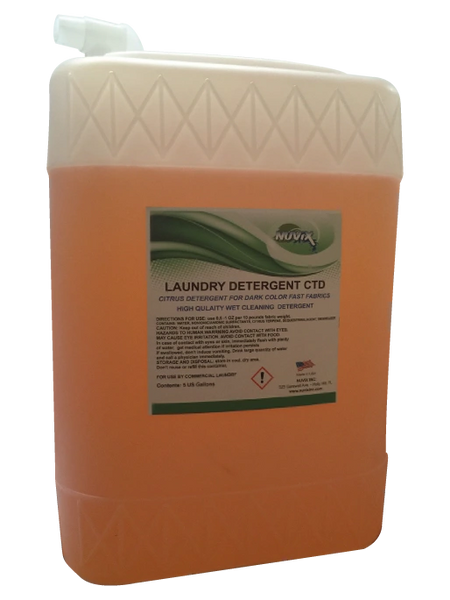 Laundry Detergent CTD