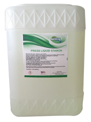 Press Liquid Starch