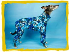Dog Fleece 4 Legged PJ's / Onesie Nightwear