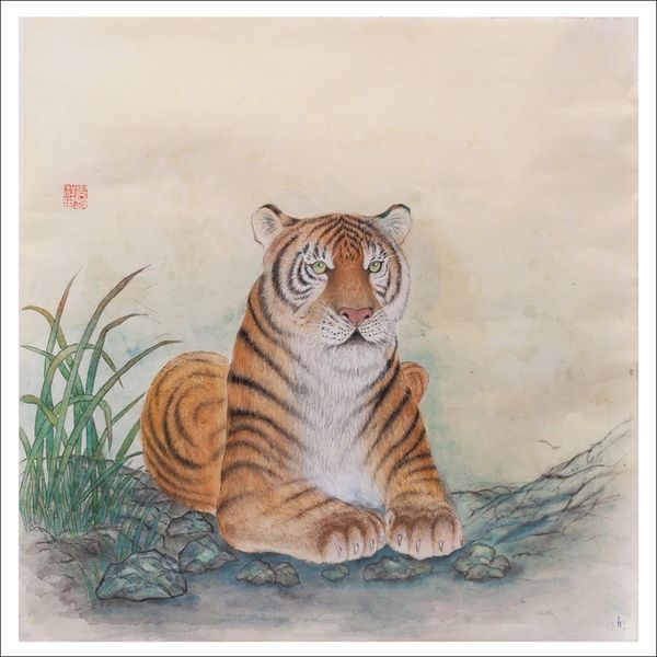 The Calm Tiger