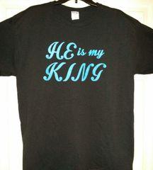 He is my King