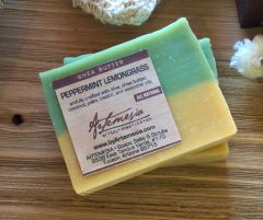 Peppermint Lemongrass Soap