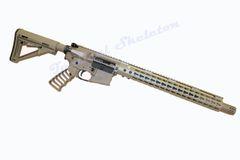 """16"""" AR-15 300 Blackout Custom FDE TAN"""