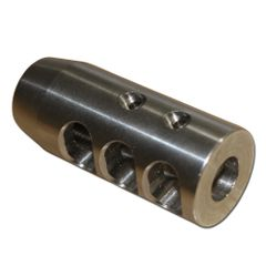 Stainless Steel Birdcage Muzzle Brake