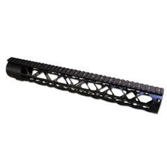 Diamond Keymod Rail Free Float Handguard Milspec 223/556/300BLK