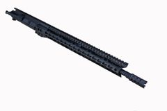 "16"" 7.62x39 Heavy Barrel Complete Upper W/ 15"" Skeleton Handguard"