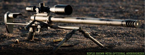 NOREEN ULR 50 BMG BOLT ACTION LONG RANGE RIFLE