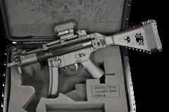 Tactical Skeleton TSP5K 9mm PISTOL W/ SB TACTICAL BRACE