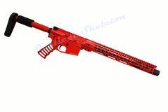"16"" AR-15 300 Blackout Custom Smith & Wesson Red CUSTOM CERAKOTE"