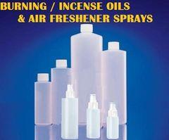 BURNING /INCENSE OILS & AIR SPRAYS