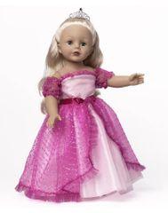 Pink Princess Wig Doll