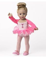 Beautiful Ballerina Blonde