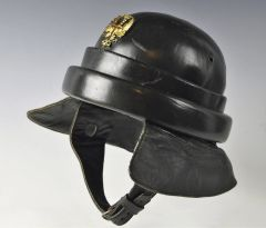 Spanish Model 1935 Tankers Helmet