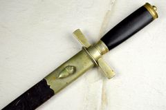 Imperial Fire Official Saw Tooth Dagger **SOLD**