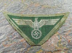 WWII GERMAN BEVO EM/NCO'S BREAST EAGLE **SOLD**