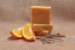 Orange Lemongrass Goatmilk