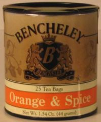 BENCHELEY ORANGE & SPICE TEA