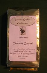 BARONS CHOCOLATE CARAMEL * GROUND