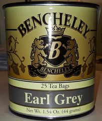 BENCHELEY EARL GREY TEA