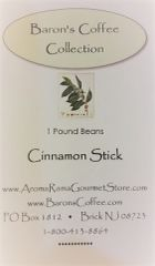 BARONS CINNAMON STICK COFFEE