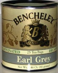 BENCHELEY DECAF EARL GREY TEA