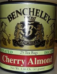 BENCHELEY DECAF CHERRY ALMOND TEA