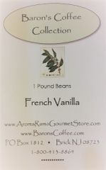 BARONS FRENCH VANILLA COFFEE