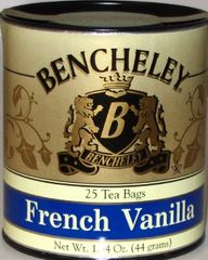 BENCHELEY FRENCH VANILLA TEA