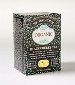 St Dalfour Black Cherry Organic Black Tea